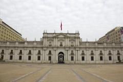 La Moneda Presidential Palace, Santiago