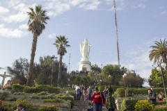 Santuario del Cerro San Cristóbal, Santiago