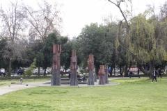 Parque De Las Esculturas, Providencia, Santiago