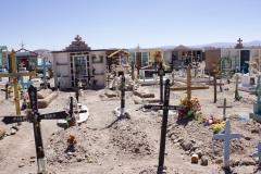 San Pedro de Atacama cemetery