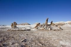 Las Tres Marías, Valle de la Luna, Atacama Desert