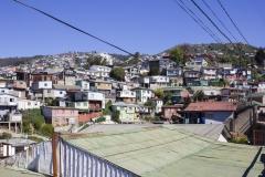 Valparaíso cityscape