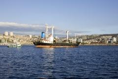 Valparaíso harbor