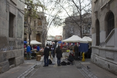 Plaza Libertad de Prensa, Santiago