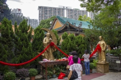 Sik Sik Yuen Wong Tai Sin Temple, Kowloon