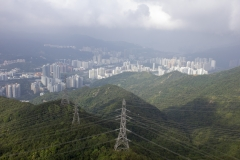 The New Territories as viewed from Lion Rock