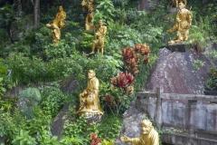 The Ten Thousand Buddhas Monastery, Sha Tin, New Territories