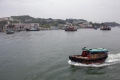Approaching Cheung Chau