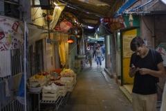 Cheung Chau street scene