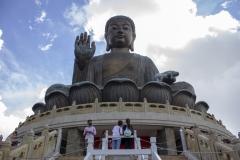 Hong Kong – the Big Buddha