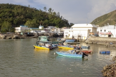 Lantau Island's Tai O fishing village