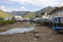Tai O fishing village, Lantau Island