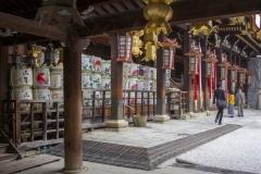Kitano Tenmangū Shrine, Kyoto