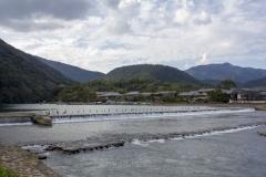 Katsura River, Arashiyama, Kyoto