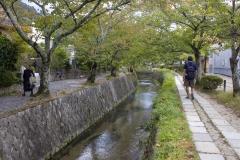 The Philosopher's Path, Kyoto
