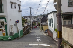 Neighborhood bordering the Philosopher's Path, Kyoto