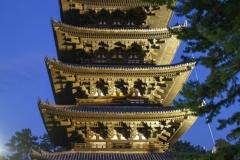 Kōfuku-ji Temple, Nara