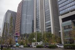 Chiyoda street scene, Tokyo