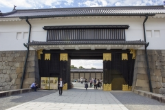 Nijō Castle main gate, Kyoto