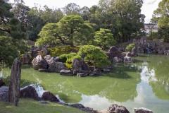 Nijō Castle gardens, Kyoto