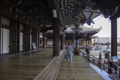 Higashihonganji Temple, Kyoto