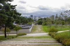 Gyeongbokgung Palace grounds, Jongno-gu