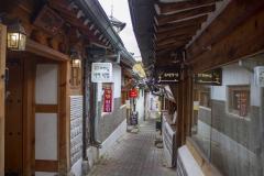 Bukchon Hanok Village, Jongno-gu
