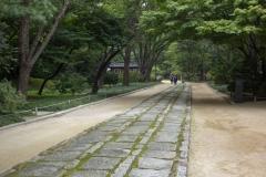 Jongmyo Shrine, Jongno-gu