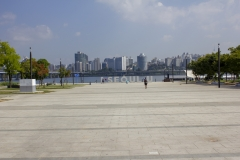 Han River viewed from Hangang Park, Yeouido