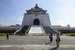 Taipei's Chiang Kai-shek Memorial Hall and Liberty Square