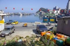Yehliu harbor, Taiwan