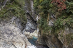 Baiyang Falls trail, Taroko Gorge National Park