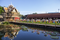 Wat Phra Chao Mengrai, Chiang Mai, Thailand
