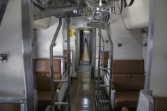 Night train between Chiang Mai and Bangkok, daytime configuration