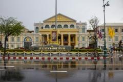 The Ministry of Defense, Bangkok, Thailand
