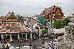 Wat Arun Ratchawararam, Bangkok, Thailand