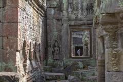 Preah Khan Temple, Angkor complex, Cambodia