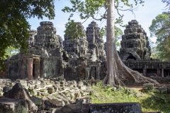 Banteay Kdei Temple, Angkor complex, Cambodia