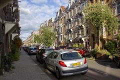 Streets of Jordaan, Amsterdam