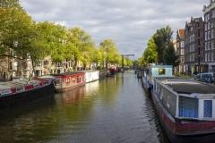 Brouwersgracht canal, Jordaan, Amsterdam
