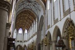 Inside St. Bavo Church, Haarlem