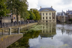 The Mauritshuis and the Hofvijver, The Hague